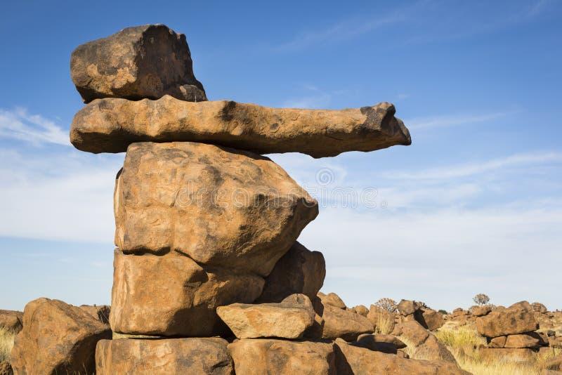 Download Rock Formation stock photo. Image of balance, diabase - 46216694