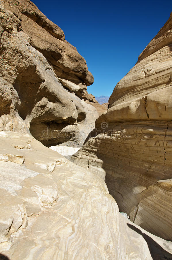 Rock formations at death valley, ca, usa royalty free stock photo