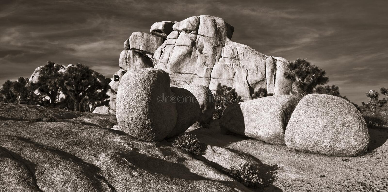 Download Rock Formations In Hidden Valley Stock Photo - Image: 26766860