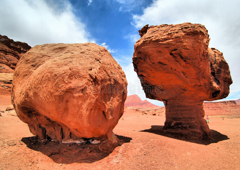 Rock Formations royalty free stock photography