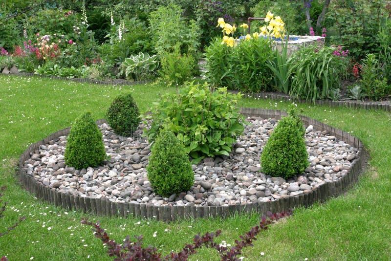 Download Rock Garden Stock Image. Image Of Plants, Gardening, Summer    5340603