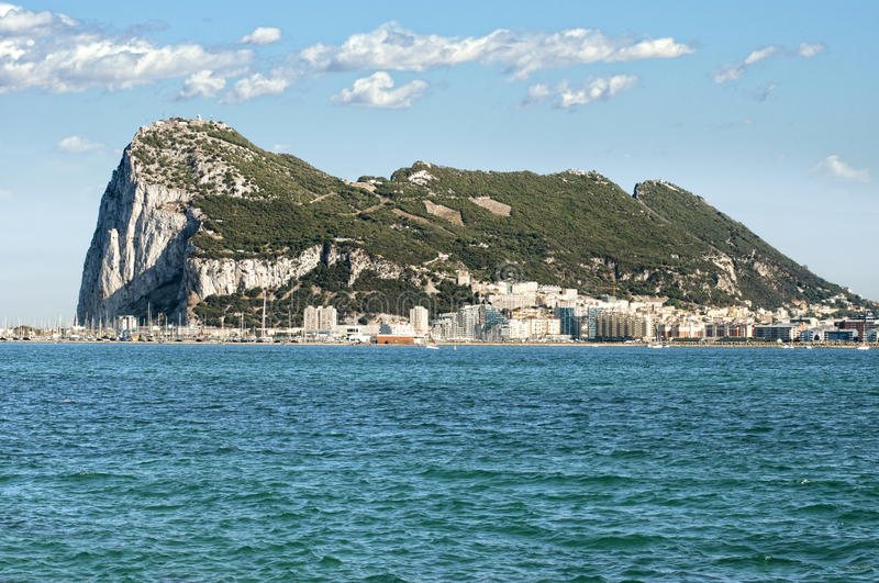 Download The Rock Of Gibraltar Stock Photography - Image: 26613502