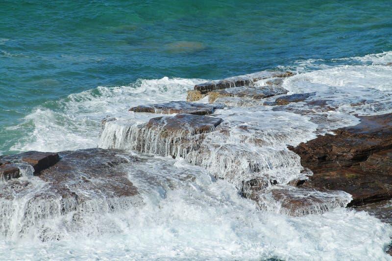 Download Rock Ledge stock image. Image of australian, tides, beach - 33826181