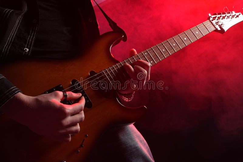 Rock live royalty free stock photography