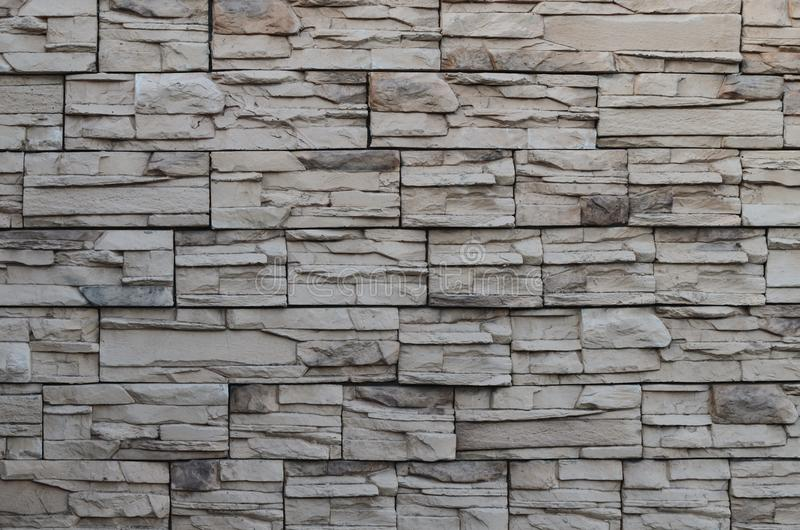Rock and marble wall texture background. top view stock images
