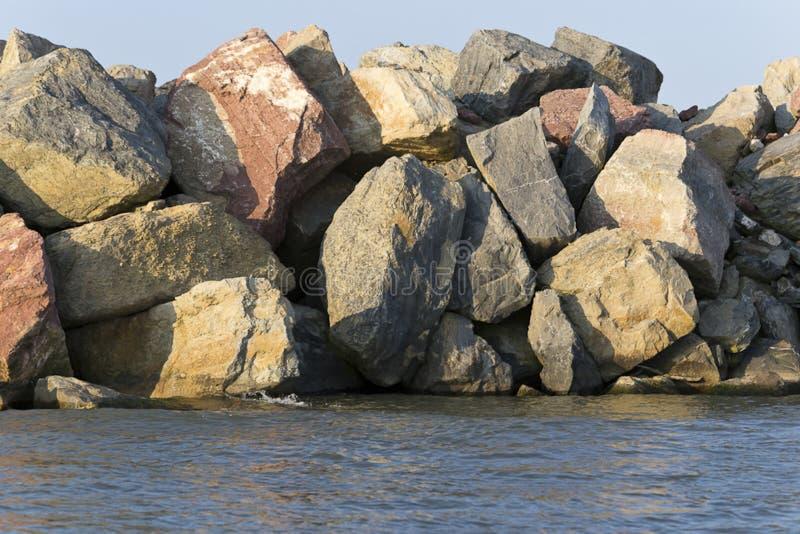 Rock mole royalty free stock photography