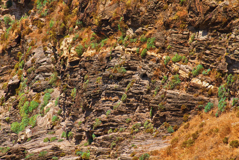 Download Rock background stock image. Image of littoral, jijel - 29723641