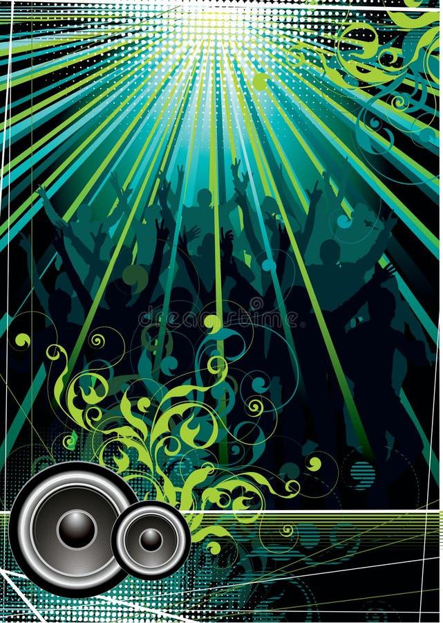 Free Rock Music Background Stock Photos - 6447903