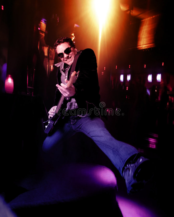 Download Rock 'n' Roll stock photo. Image of alternative, jumping - 5234636