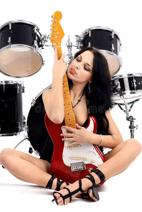 Free Rock-n-roll Royalty Free Stock Photography - 8054657