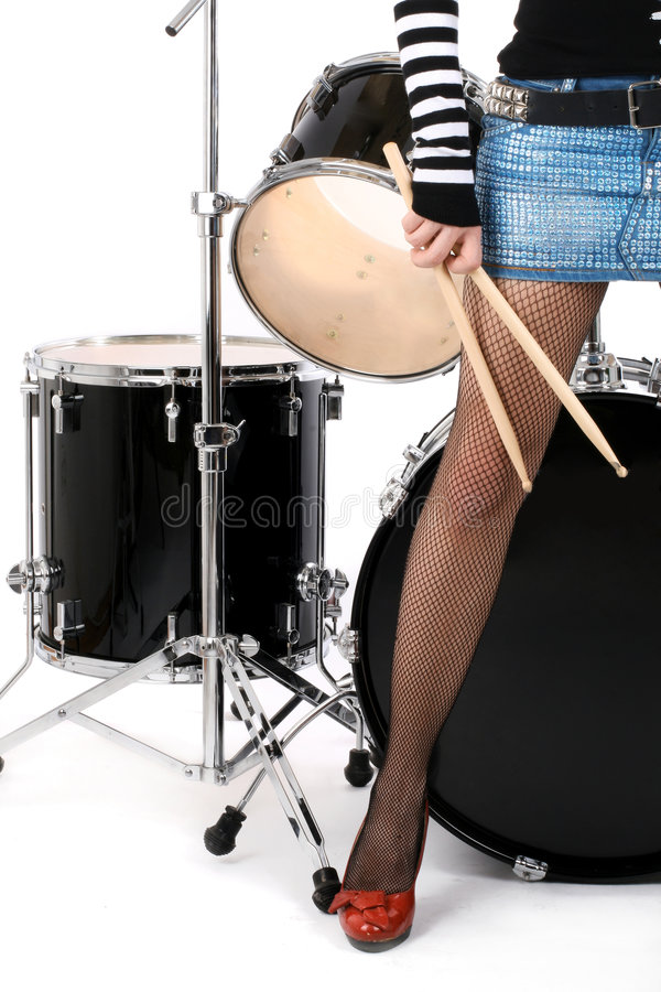 Free Rock-n-roll And Anna Royalty Free Stock Images - 7775689