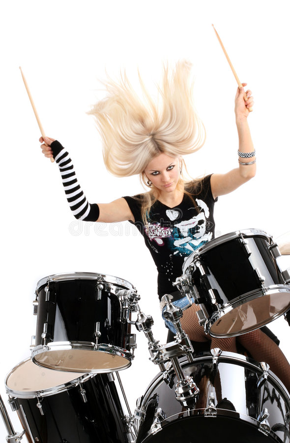 Free Rock-n-roll And Anna Stock Images - 7775704