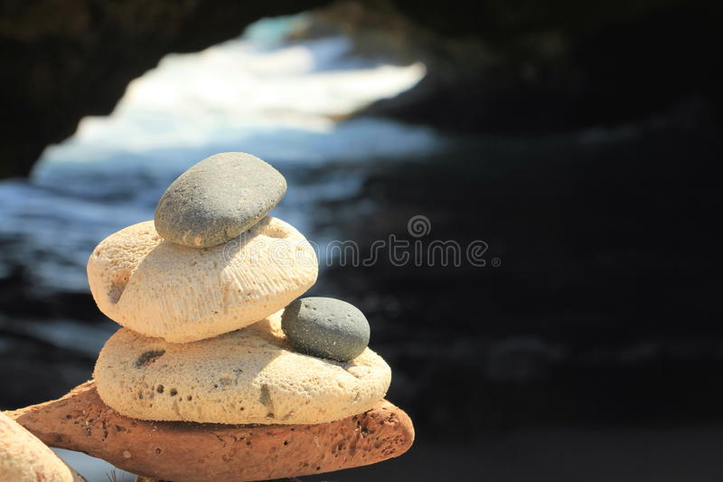 Download Rock Pile stock photo. Image of waves, wave, nature, coastal - 31283998
