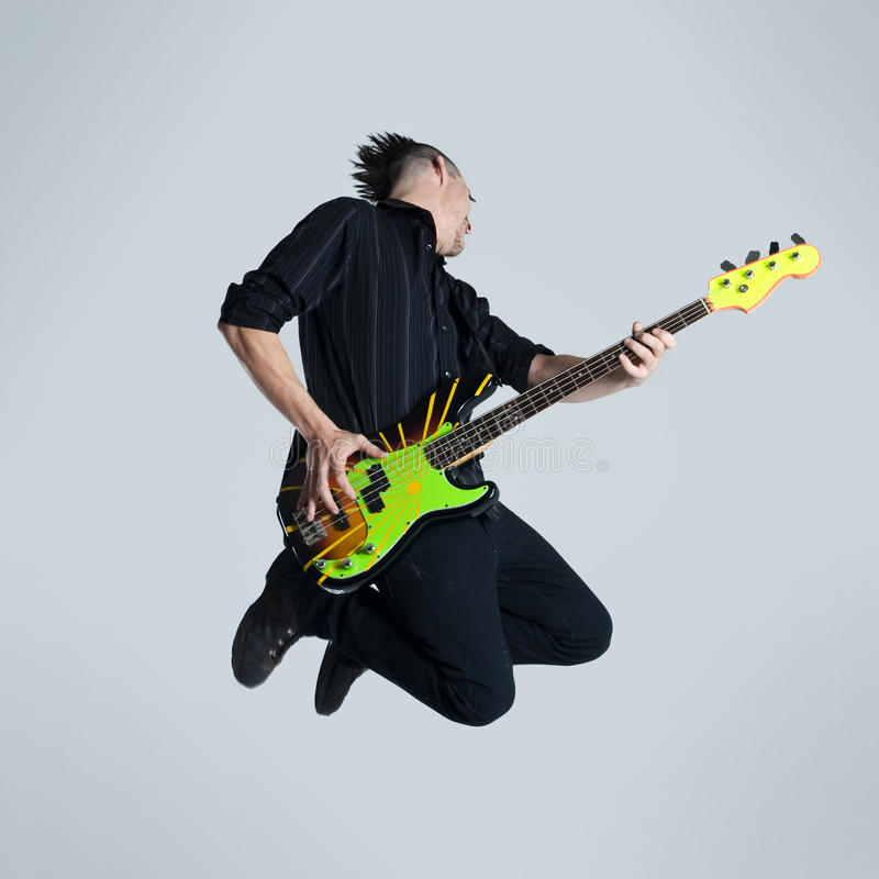 Rock and Roll stock image