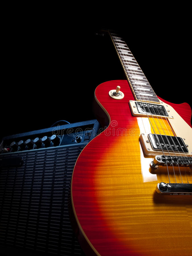 Rock and roll imagens de stock royalty free