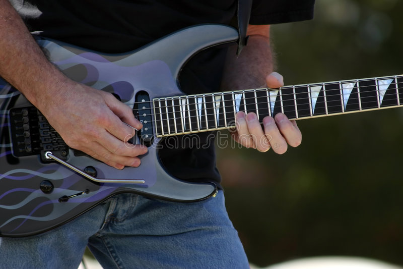 Download Rock and Roll stock photo. Image of chords, hands, lead - 176484