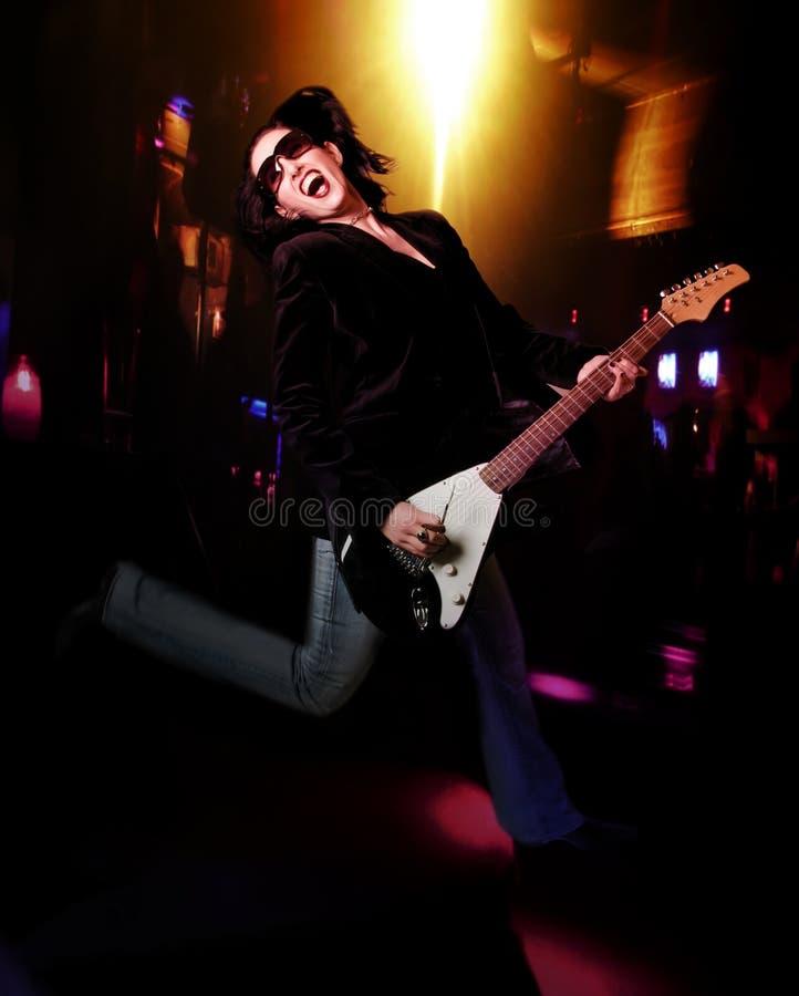 Rock-and-roll imagen de archivo