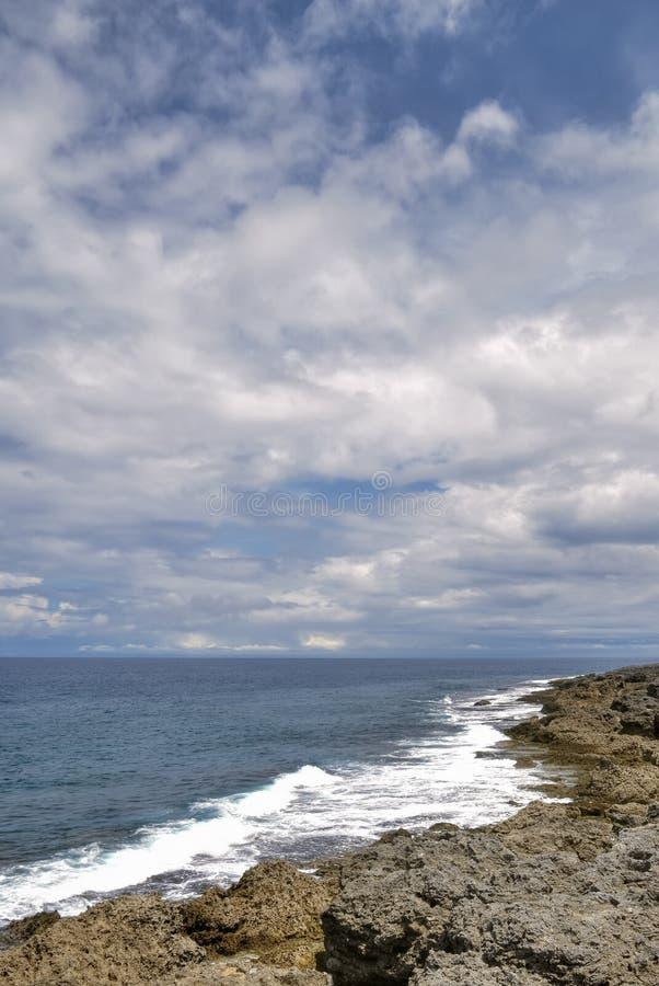 Rock Seashore Stock Photos
