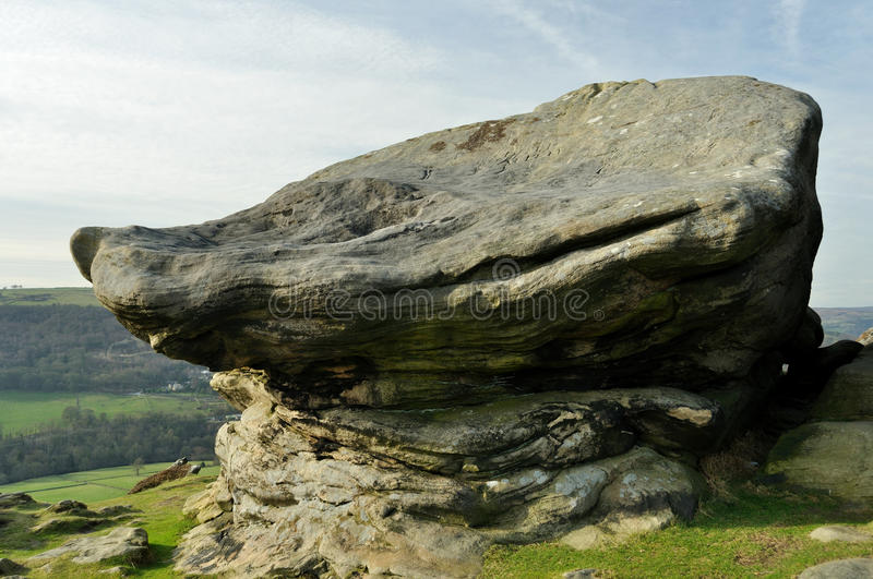 Download Rock Section In The Peak District Stock Photo - Image: 25478664