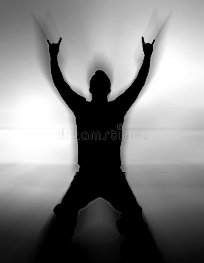 Download Rock Silhouette stock image. Image of camera, across - 24483793