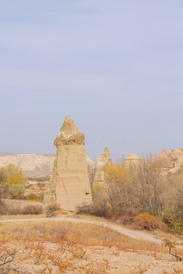 Rock Sites of Cappadocia, Kapadokya, Turkiet fotografering för bildbyråer