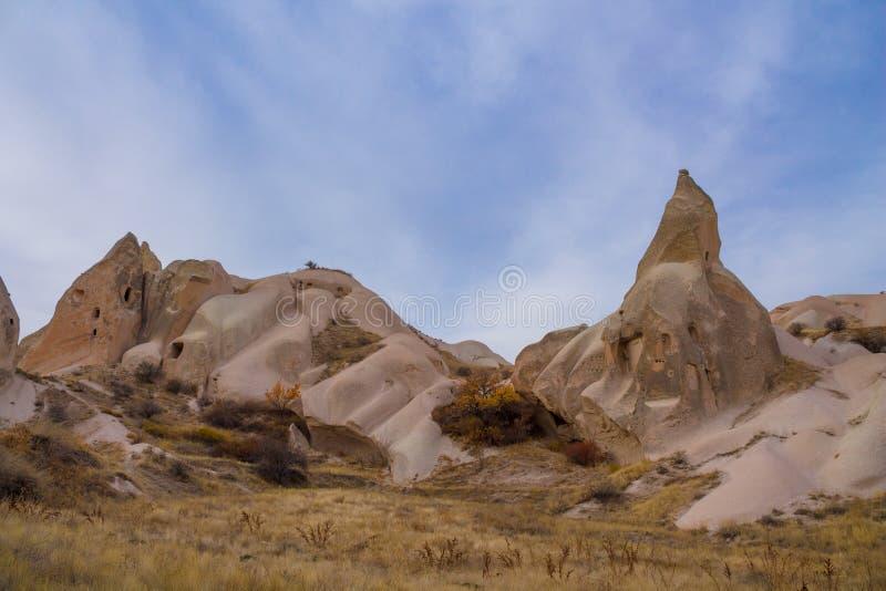 Rock Sites of Cappadocia, Kapadokya, Turkiet arkivfoton