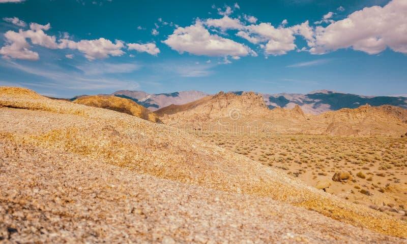 Rock and Sky Dead Valley California stock photos