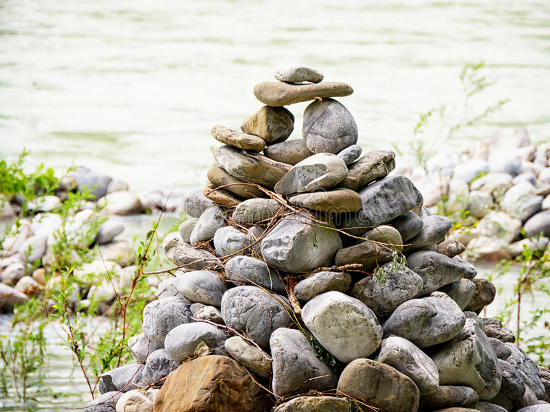 Rock Stack Stock Photography