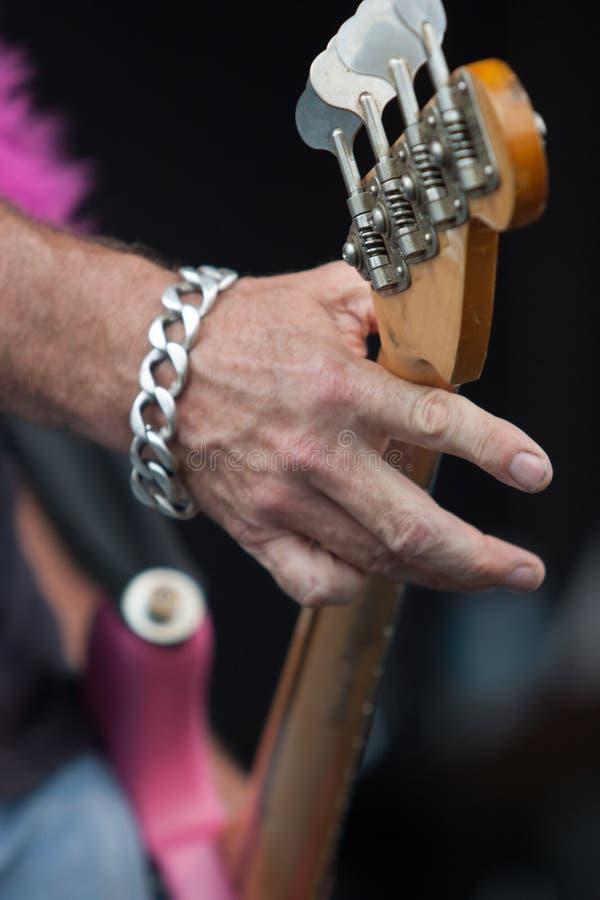 Rock star fotografia stock libera da diritti
