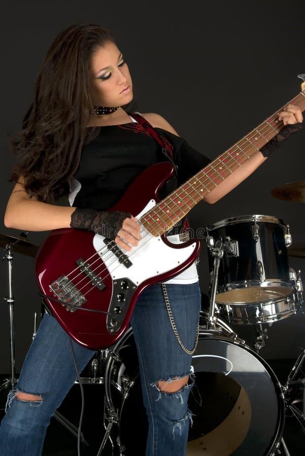 Rock Star royalty free stock photos