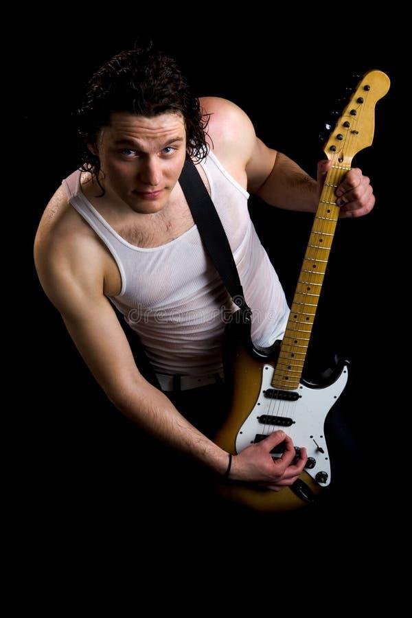 Rock star immagini stock libere da diritti