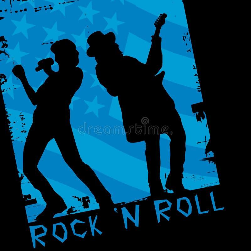 Rock Stars vector illustration