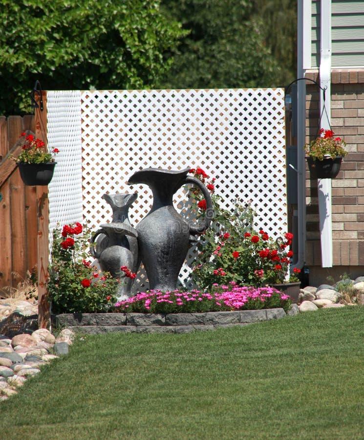 Rock stone garden. royalty free stock image