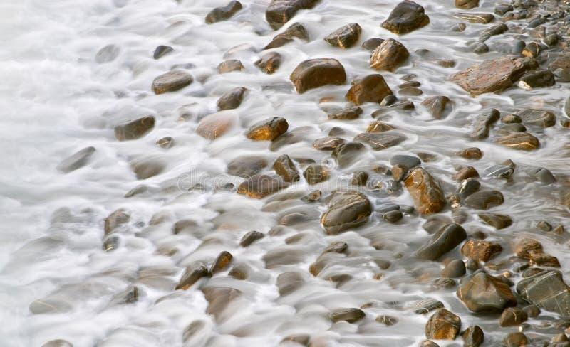 rock tekstur fal wody zdjęcia stock