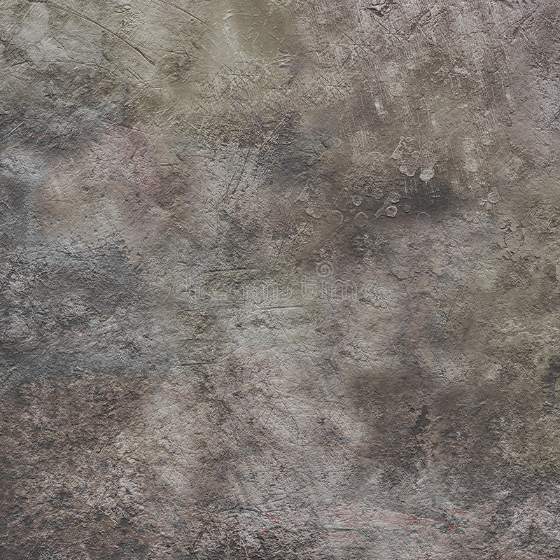 Rock texture. Dark brown and black rock texture royalty free illustration