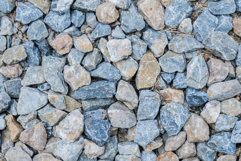 Rock texture from rock pile. Close up rock texture from rock pile royalty free stock images