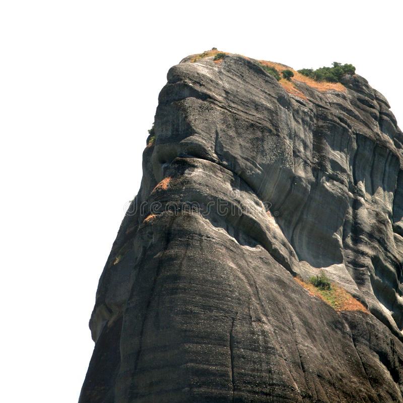 Rock. The Top! royalty free stock photo
