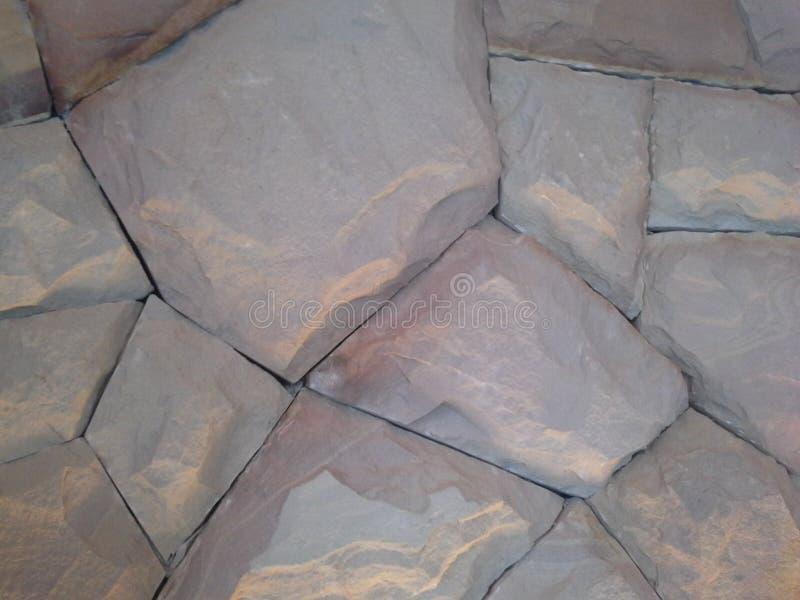 Rock wall royalty free stock photos