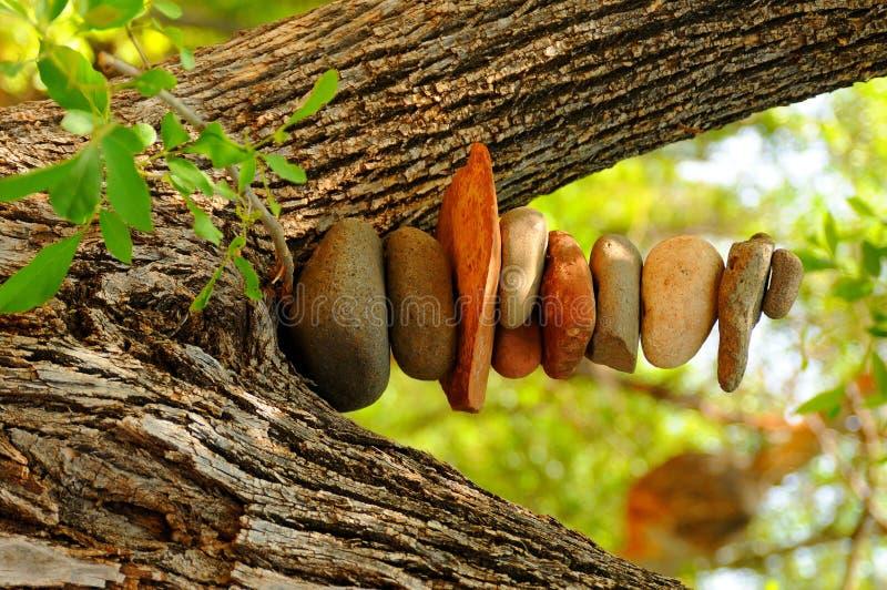 rock zen. fotografia royalty free