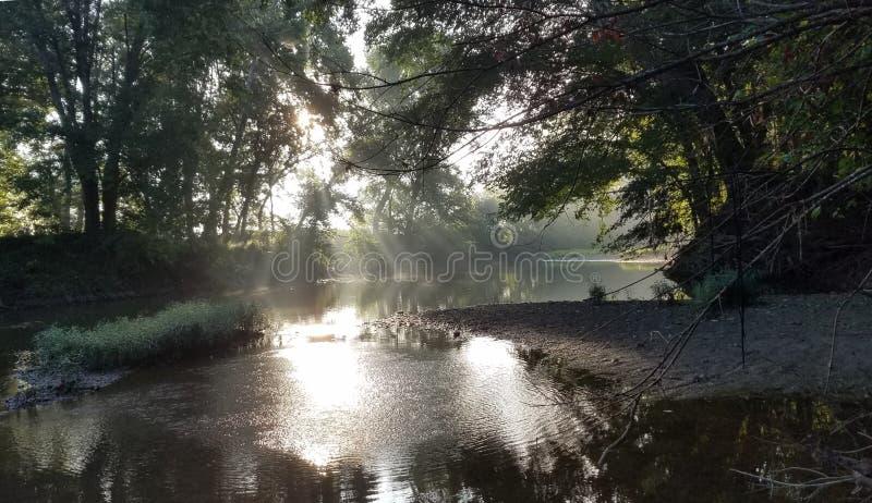 Rockbridge State Nature Preserve royalty free stock photos