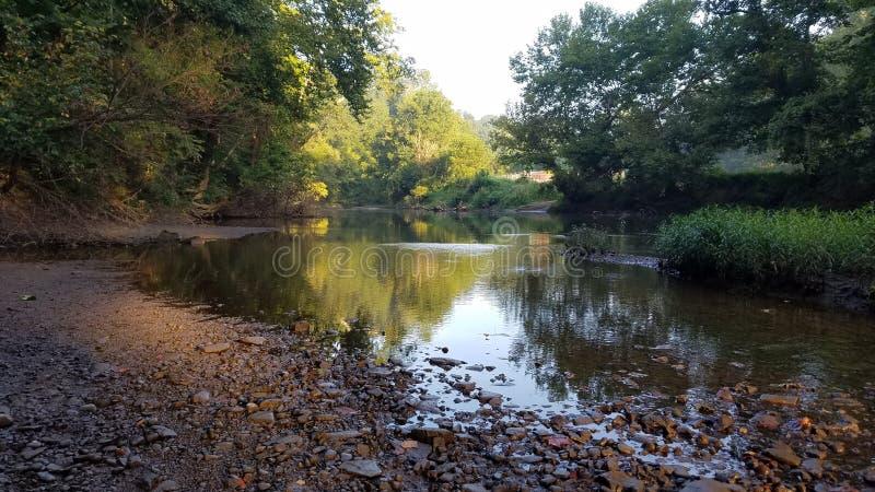 Rockbridge State Nature Preserve royalty free stock images