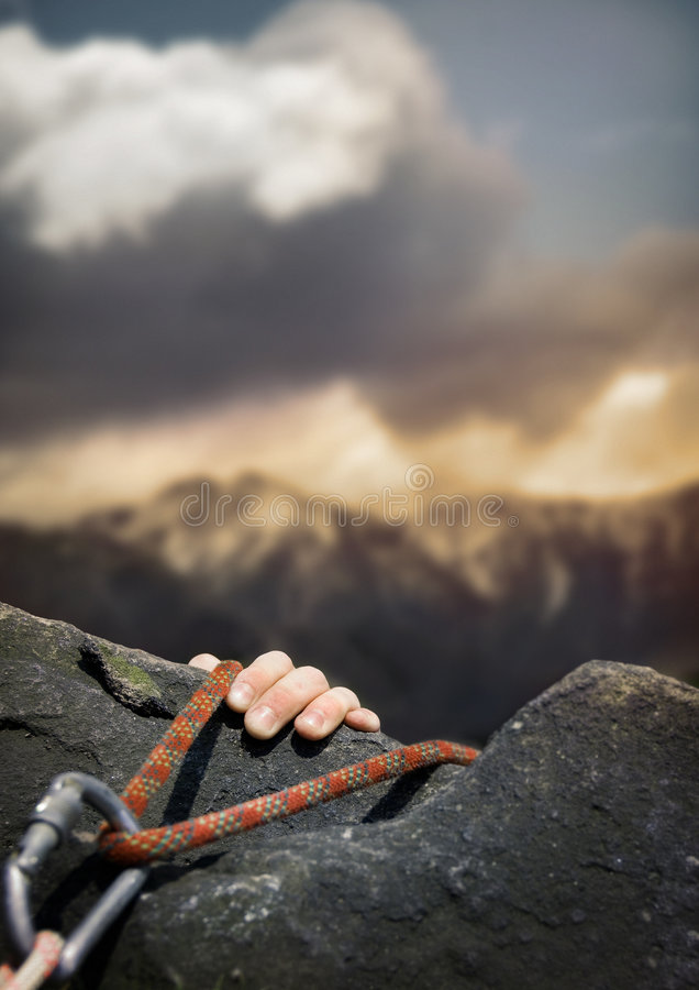 Download Rockclimber Royalty Free Stock Photo - Image: 7395065