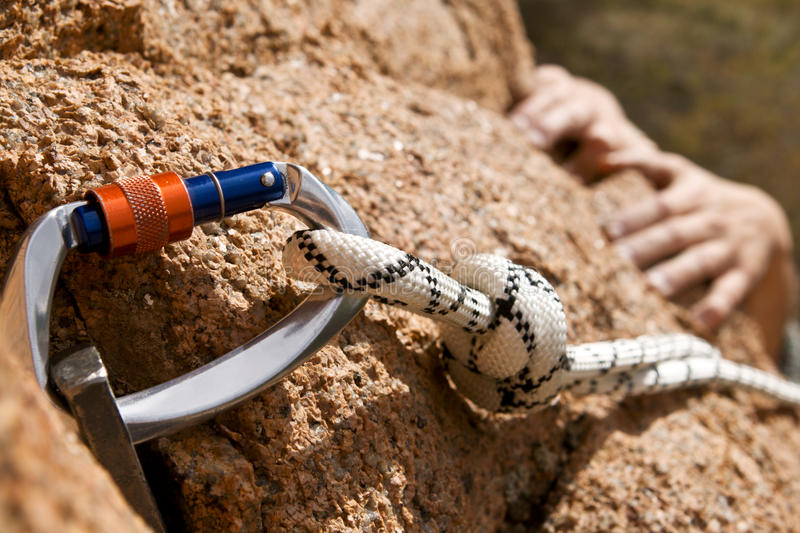 Download Rockclimber's Hands Royalty Free Stock Photo - Image: 18557535