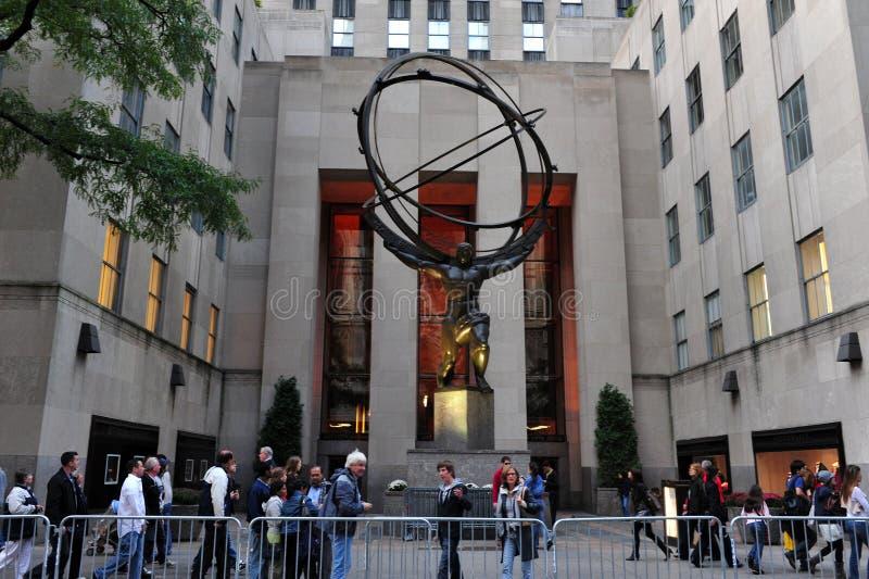 Rockefeller Center in Manhattan New York
