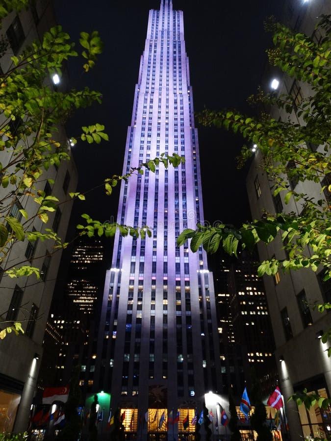 Rockefeller New York City photographie stock