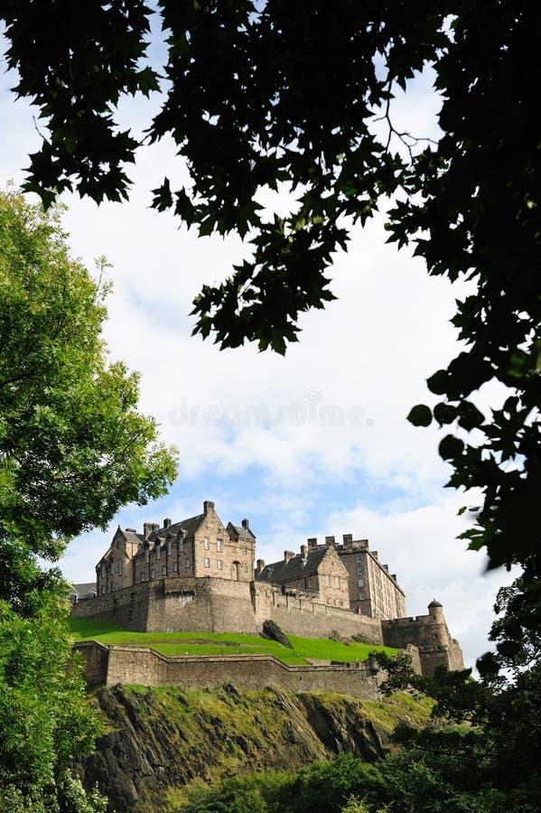 rockera edinburgh royaltyfri foto