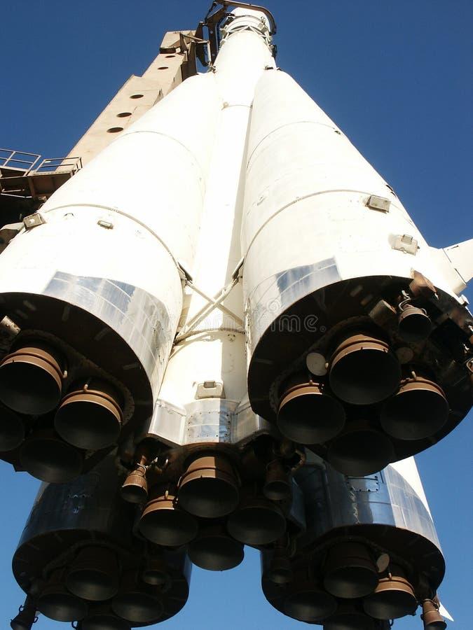 Rocket fotos de archivo