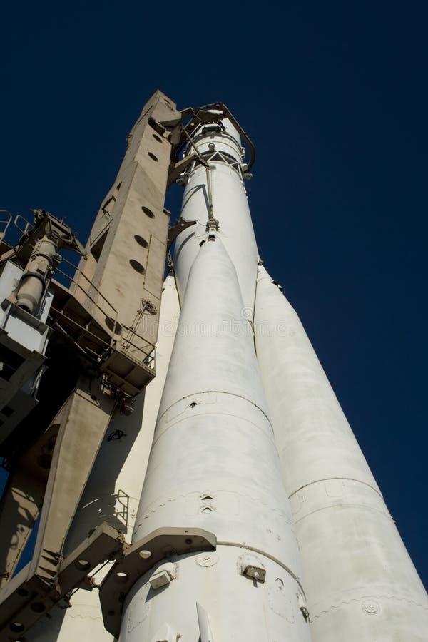 Rocket 4 Image libre de droits