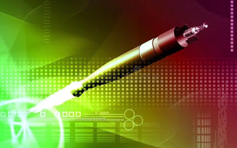 Download Rocket stock de ilustración. Ilustración de portador, tres - 7282521