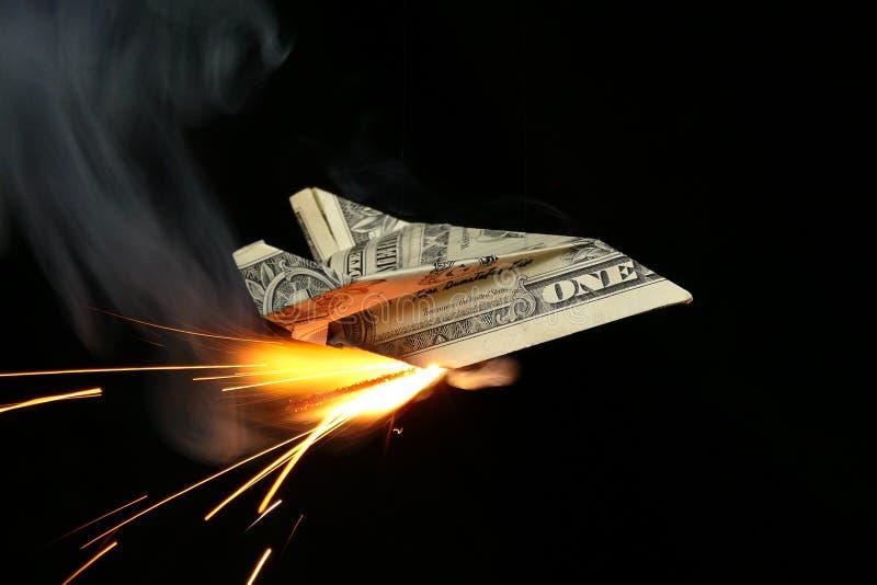 Rocket Buck lizenzfreie stockfotografie